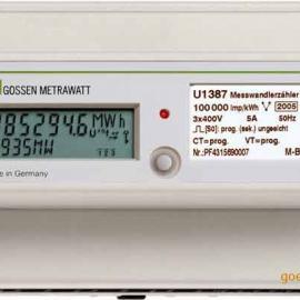 U1387全电子式多功能电能表-U1387