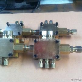 启东宏南专业生产QHQ-J油气分配器混合器