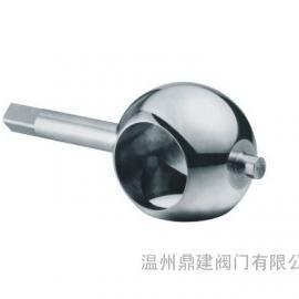 T型球芯 不锈钢三通球芯 温州鼎建 可订做非标尺寸