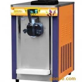 广绅冰淇淋机BJ168SD 软冰淇淋机 单头台式冰淇淋机