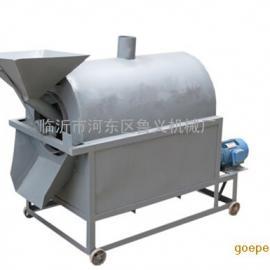 小麦粮食炒货机卧式滚筒,360度搅拌滚动