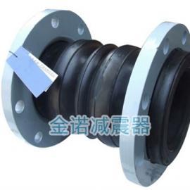 KST-F型可曲饶双球体橡胶软接头