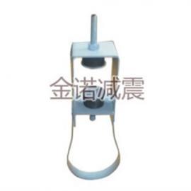 卧式排污泵降噪组合式减振器  GDT管道吊式减振托架