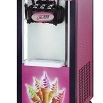 广绅BJ288C立式冰淇淋机 三色冰淇淋机 三头冰淇淋售卖机