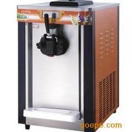 广绅BJT68SD台式冰淇淋机 单头冰淇淋机 冰激淋机