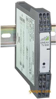 SINEAX TV808隔离放大器-TV808