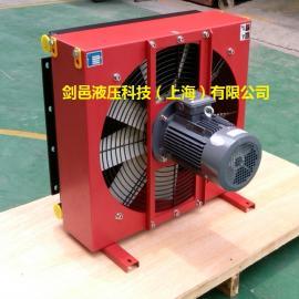 码头机械港口机械克令吊液压系统风冷式油冷却器/散热器/换热器