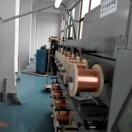 张家港市厚德机械精密收线机光伏焊带压延机节能环保镀锡机