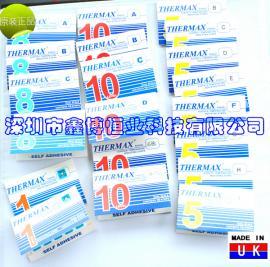 深圳鑫博英国THERMAX测温条-特价提供-英国THERMAX测温条