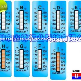 英国THERMAX温度热敏试纸