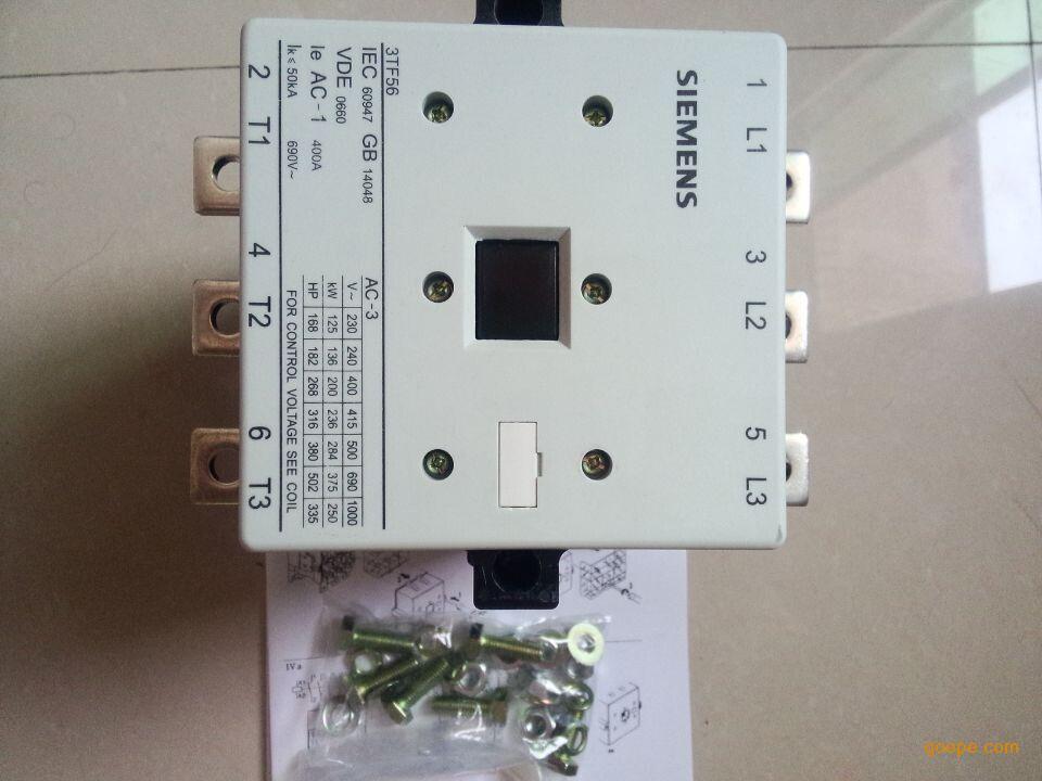 用于切换电机的接触器(