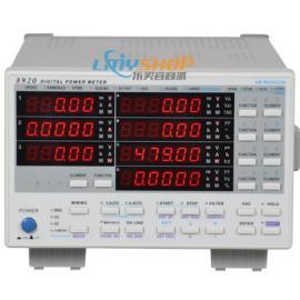 青岛青智 8920三相电参数测量仪 8920三相功率计