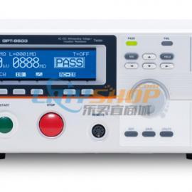 台湾固纬 GPT-9603电子安规测试仪 交直流耐压绝缘测试仪