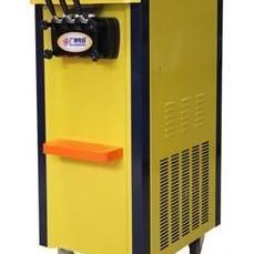 广绅BJT288C三色刨冰机 商用冰激淋机 三头刨冰机