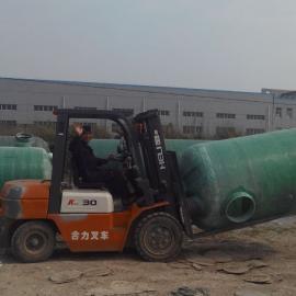无锡地埋式玻璃钢化粪池浩润厂家批发价格