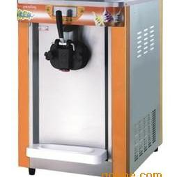 广绅BJH168SD台式单头冰淇淋机 冰淇淋圣代机