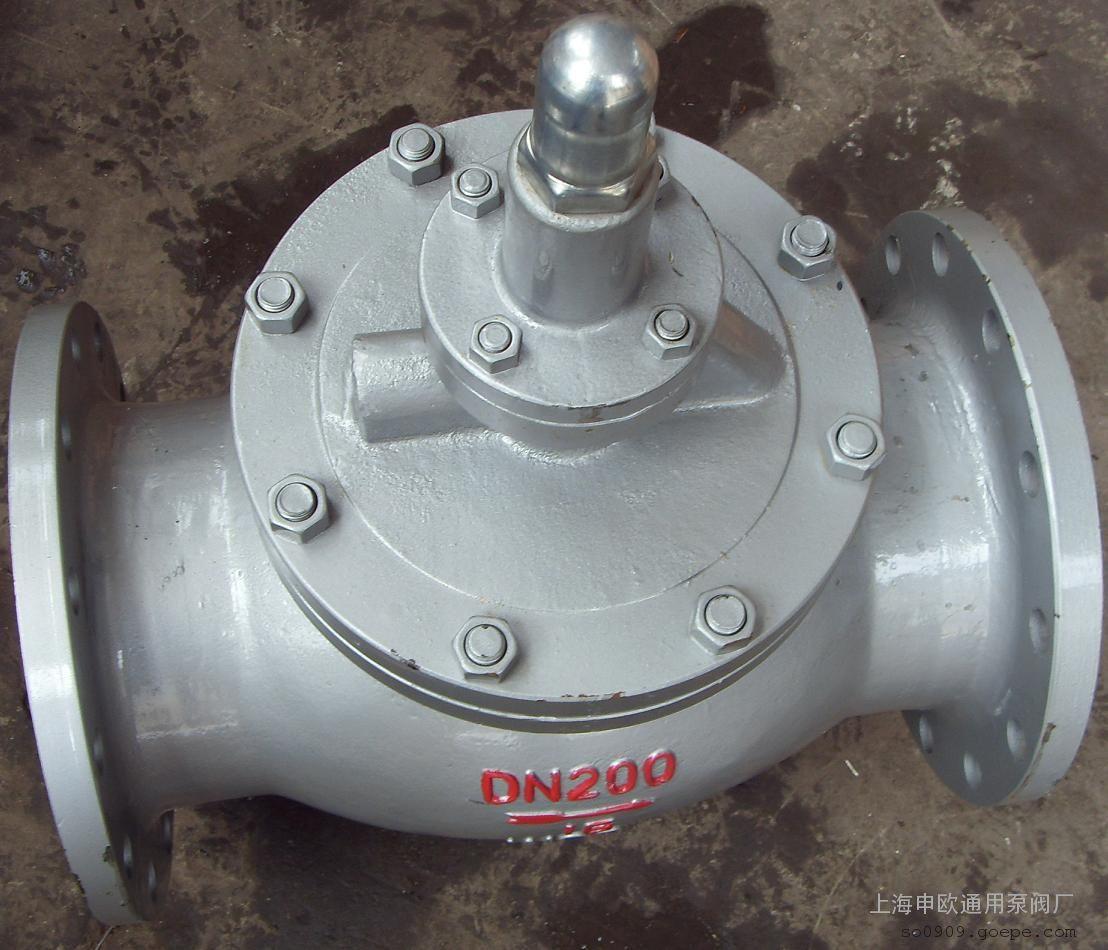 Y43H-16C-DN250碳钢法兰式蒸汽减压阀