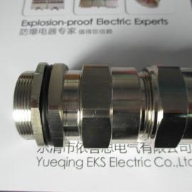 BDM-XI-M20X1.5不锈钢防爆电缆夹紧密封接头