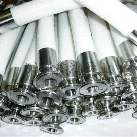 天津卫生食品级钢丝增强软管