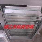 玻璃叶片单层防雨百叶窗、防雨百叶窗价格