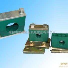 四川成都重型 / 铝合金管夹(JB/ZQ4008/97)Φ6-325