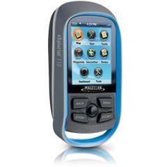 美国麦哲伦eXplorist110手持式GPS定位仪