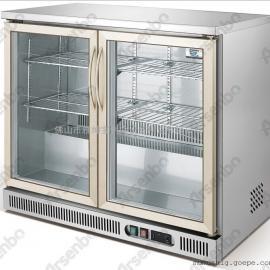 供应广州钱柜KTV冷柜设备厂家/啤酒保鲜柜/酒吧吧台柜