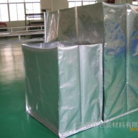 苏州立体铝箔袋苏州方底铝箔袋苏州1.5米宽铝箔膜