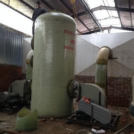 天津10000风量玻璃钢净化塔性能效率