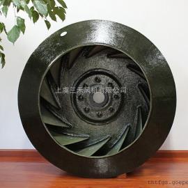 三禾进口树脂玻璃钢叶轮