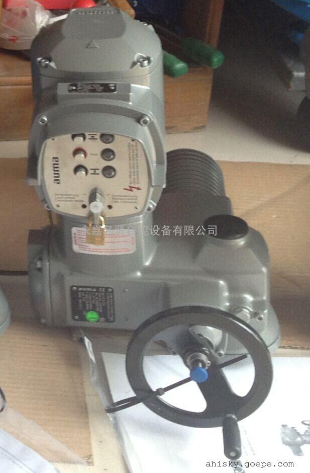 进口auma电动执行器图片