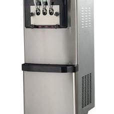 广绅BX368C冰淇淋机 商用三头冰淇淋机 三色冰淇淋机