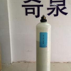3吨井水净化去杂质多介质过滤器 石英砂过滤器自动手动