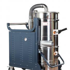 绍兴大功率吸尘器厂房拓威克TK2290ES/工业吸尘器/纺织厂吸尘器