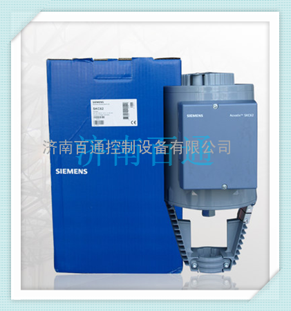 SKC62西门子电动液压阀门执行器