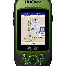 华辰北斗彩途N400手持GPS定位仪(锂电/三防/军绿款)