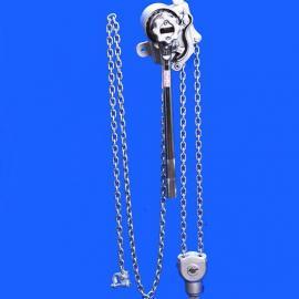 简述铝合金链条手扳葫芦的五大好处