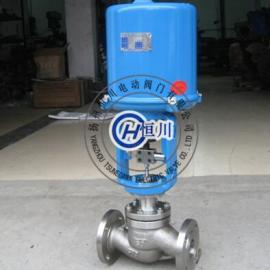 ZDLP精小型电子式电动单座调节阀