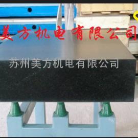 苏州大理石测量台1000*1000*150mm 大理石平板 济南青大理石