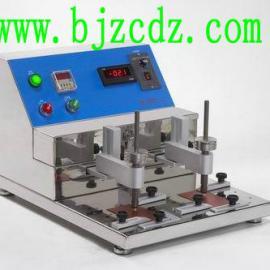 橡皮酒精耐磨试验机