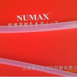 NUMAX进口特氟龙管 透明色工业级耐高温气管NEF