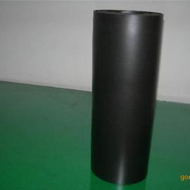 黑色光面绝缘胶垫厂家%帝智5mm厚1米宽绝缘胶板长度