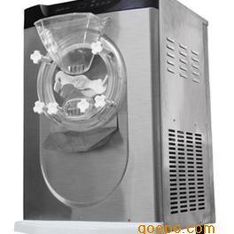 广绅BQ18T台式硬质刨冰机 冰激淋机 硬质冰激淋