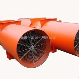SDF系列低噪声隧道射流风机