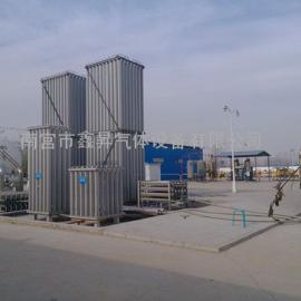 LNG卸车气化撬装设备