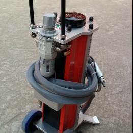 超轻移动喷砂机 IBIX进口水喷砂 干湿两用小型喷砂机