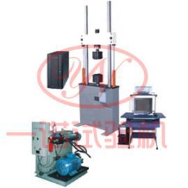 橡胶垫板的静刚度、动刚度疲劳试验机使用方法及操作规程