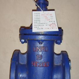 Z45T-10-DN80铸铁低压暗杆闸阀