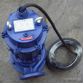 WQK100-25QG无堵塞带刀割装置潜水排污泵