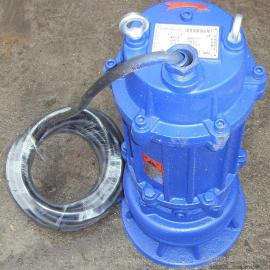 WQK30-15QG无堵塞切割型潜水污水泵